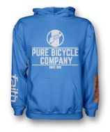 Pure Hoody Adult Blue